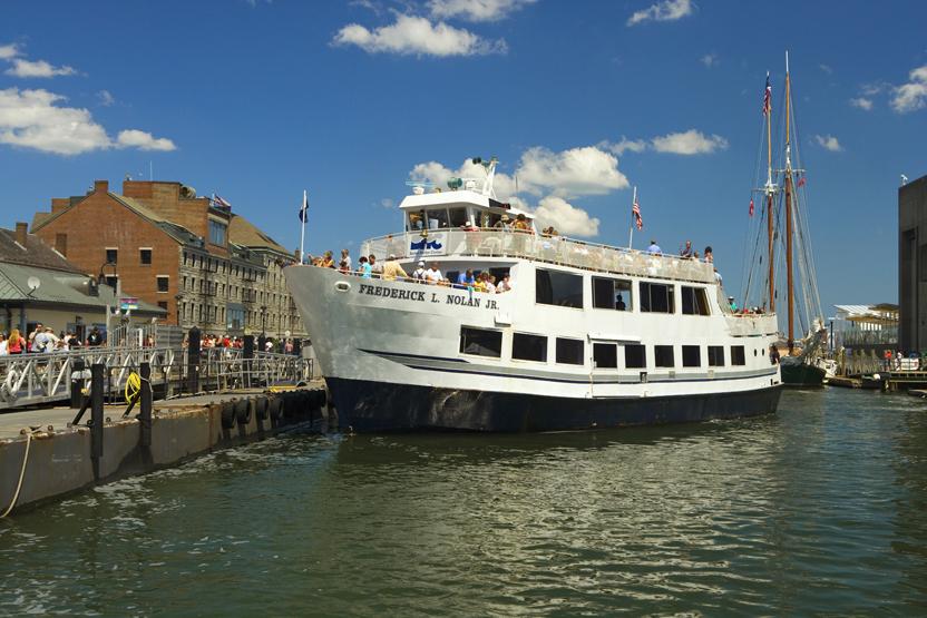 Boston Harbor Cruises Joins The Boston CityPASS Program Business - Cruises from boston