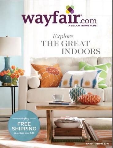 Wayfair.com Catalog (Photo: Business Wire)