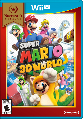 Starting on March 11, some of the most popular and critically acclaimed Wii U and Nintendo 3DS games become a part of the Nintendo Selects program and will be available at a suggested retail price of only $19.99 each. (Photo: Business Wire)