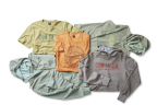 The Backyard Project is now available in seven new styles and more than eight garment-dyed colors in The North Face retail stores and on their website. (Photo: Business Wire)
