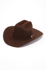 """The Stetson cowboy hat that Oprah wore during a 2009 episode of """"Oprah and Gayle's New Adventure: The Biggest State Fair in America."""" (Photo: Business Wire)"""