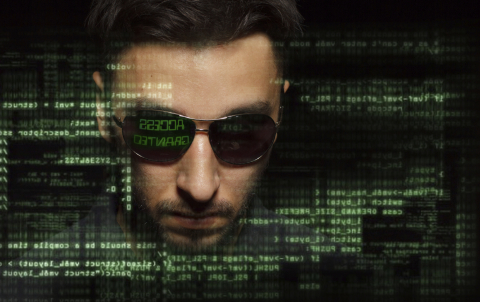 Hacker Targeting Privileged Access in Microsoft Active Directory. (Photo: Paramount Defenses)