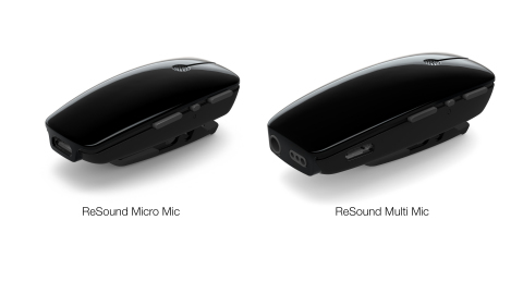 ReSound introduces new ReSound Micro Mic and ReSound Multi Mic. (Photo: Business Wire)