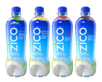 ZICO Debuts Brand-New Look with Larger Clear Bottle Design (Photo: Business Wire)