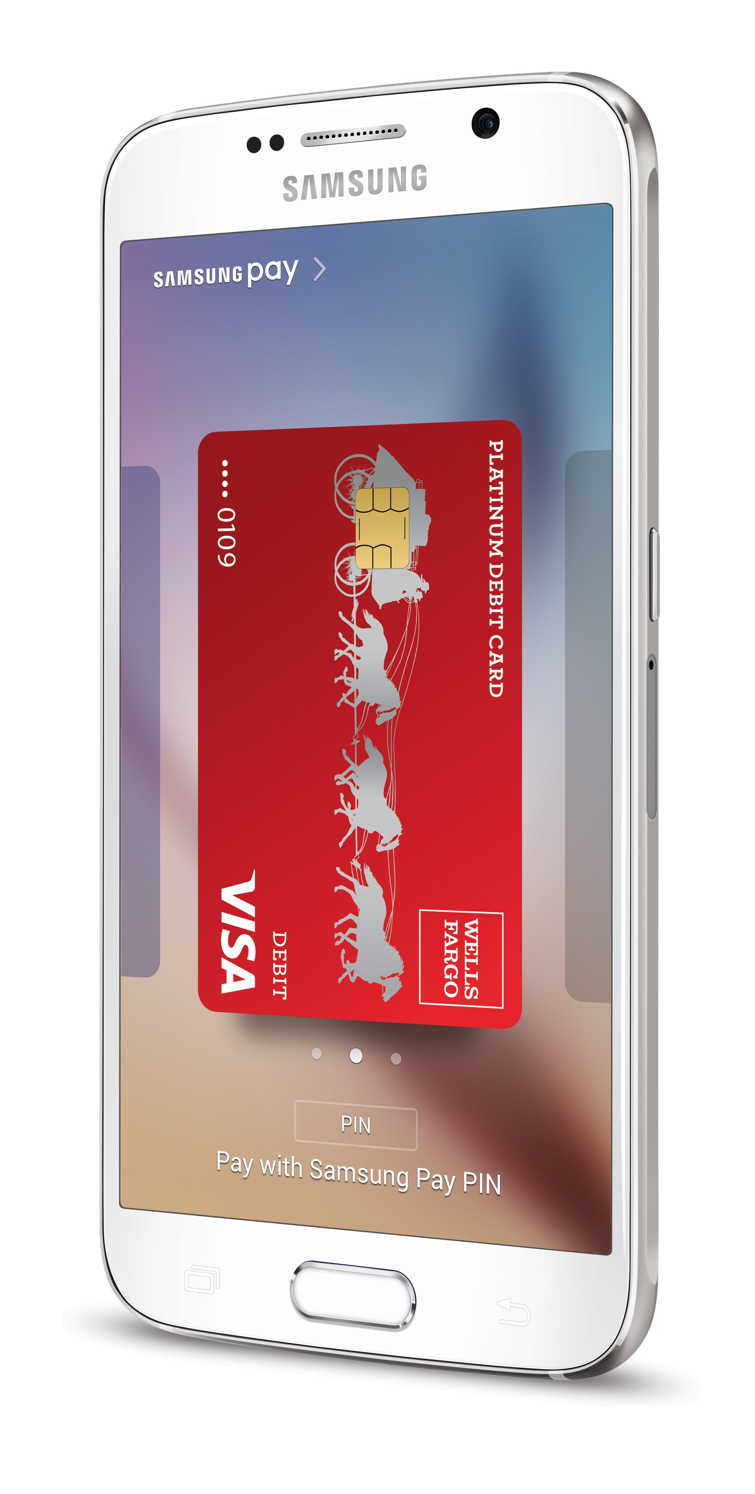 Samsung Pay Now Available for Wells Fargo Customers | Business Wire