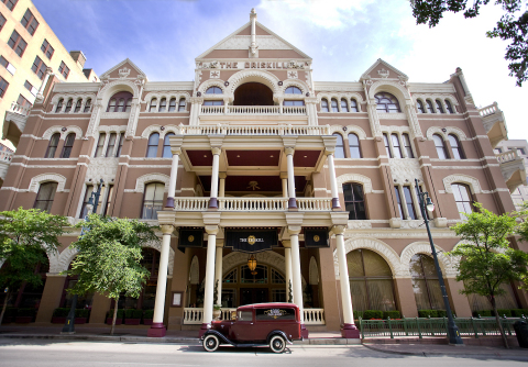 The Driskill Hotel in Austin, Texas is part of The Unbound Collection by Hyatt (Photo: Business Wire ...