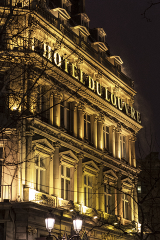 Hôtel du Louvre in Paris, France is part of The Unbound Collection by Hyatt (Photo: Business Wire)