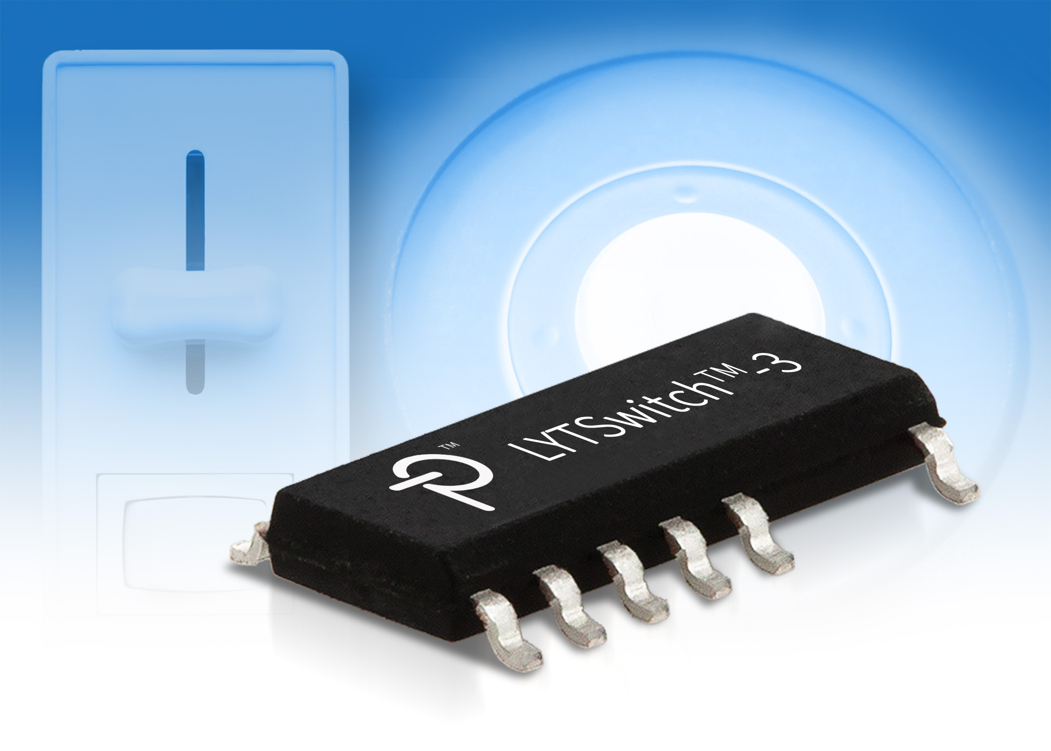 LYTSwitch-3 LED Driver ICs (Photo: Business Wire)