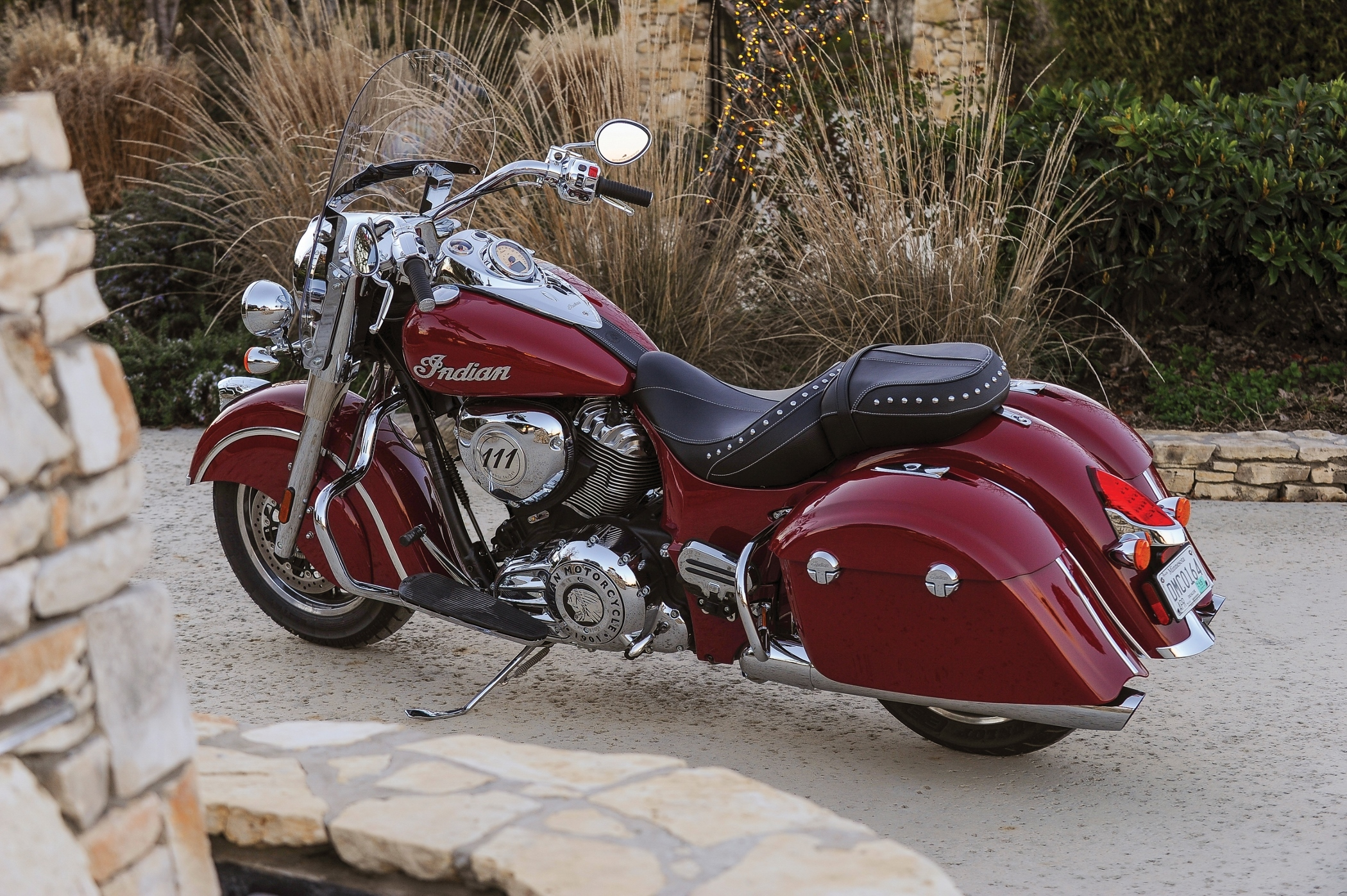 Indian Springfield Tour Pack