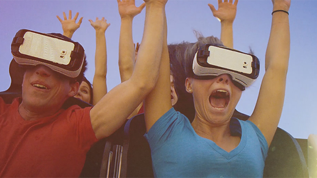 Six Flags Magic Mountain - The New Revolution Virtual Reality Coaster Announcement