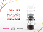 GE's FirstBuild™ is announcing the development of its new Pique Coffee Brewer by launching the Cold Brew Challenge: a product design competition drawing upon the power of crowdsourced design and the FirstBuild community. (Photo: GE)