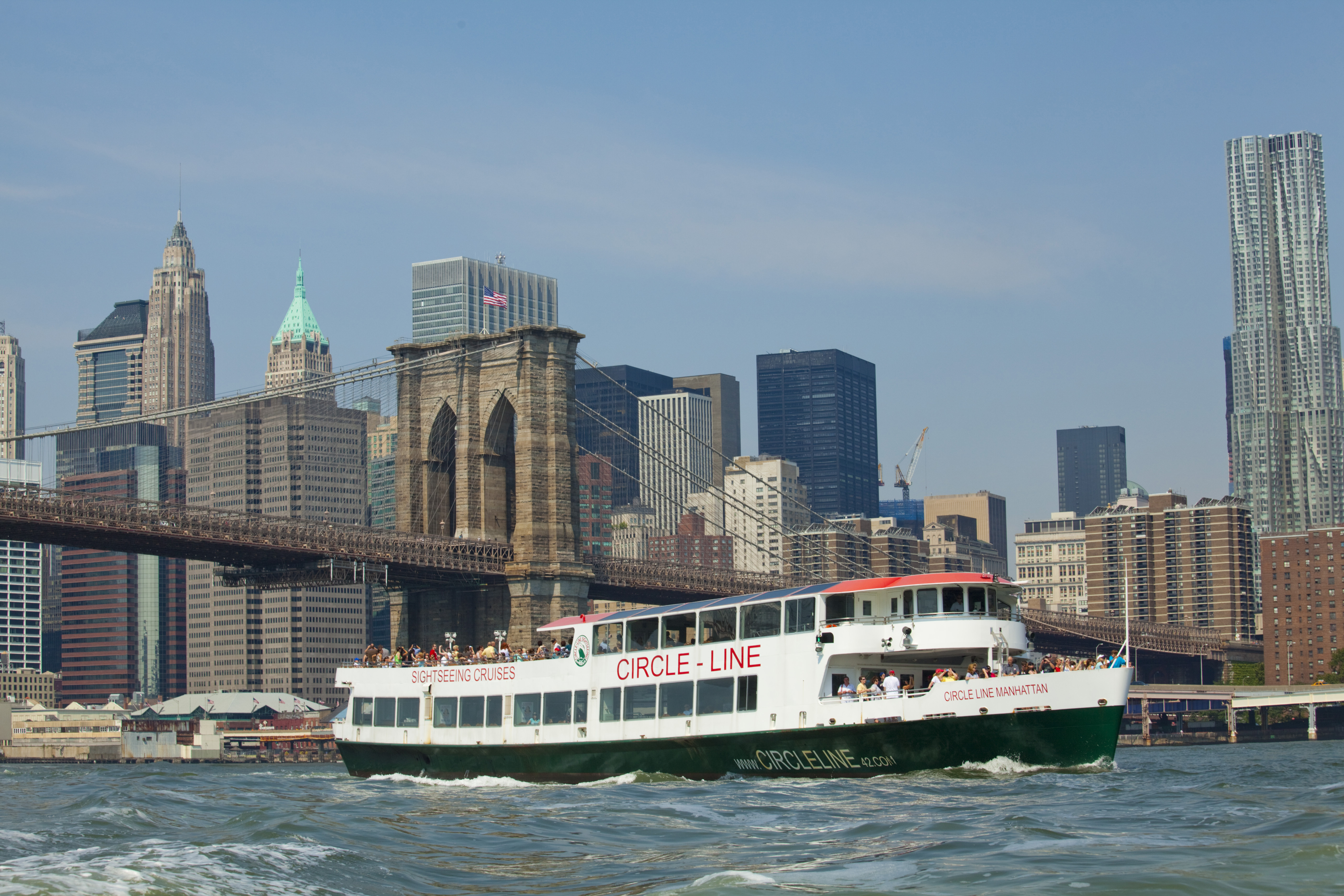 Circle Line Launches Brooklyn Tour and Announces Summer Arrival of ...