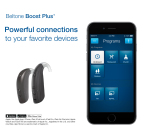 The Beltone Boost PlusTM super power hearing aid expands Beltone's family of industry-leading Made for iPhone® hearing products for consumers with severe to profound hearing loss.