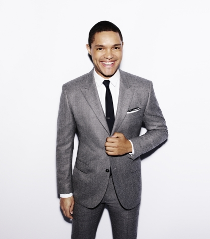 Trevor Noah to perform in the new SugarHouse Casino Event Center Saturday, April 23, 2016. (Photo: Business Wire)