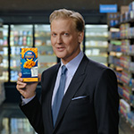 "Kraft Macaroni and Cheese ""It's Changed but it Hasn't"" Still Image Featuring Craig Kilborn (Photo: Business Wire)"