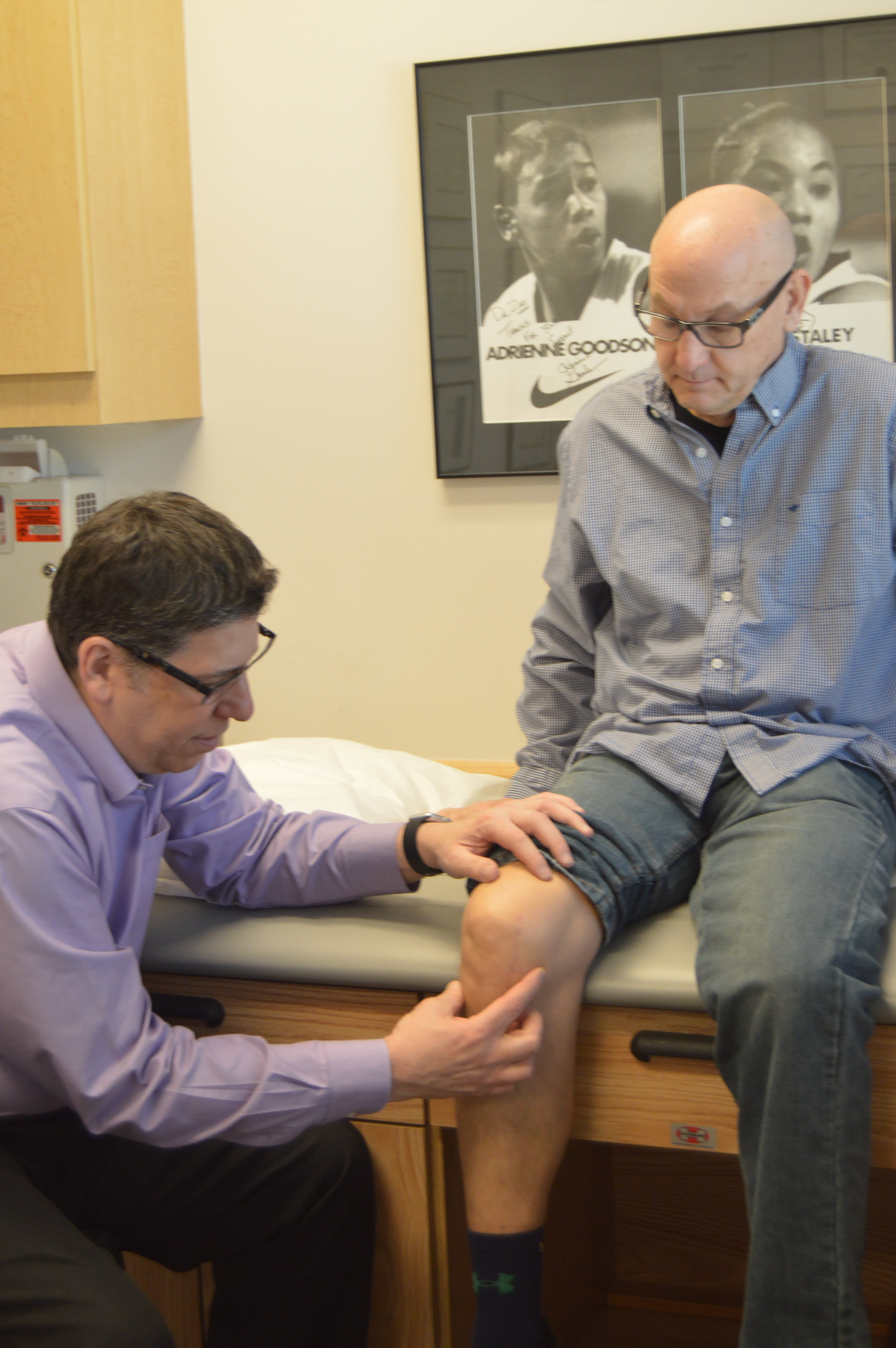 Advanced Orthopaedics Performs Virginia's First Meniscus