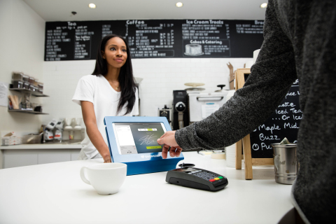 Now, ShopKeep's merchants will be able to access and set-up services from Site Booster, Gmail, and PEX from within ShopKeep's iPad POS app to further help them run a smarter small business.    (Photo: Business Wire)