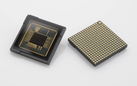 Samsung's newest image sensor with dual-pixel technology. (Photo: Business Wire)