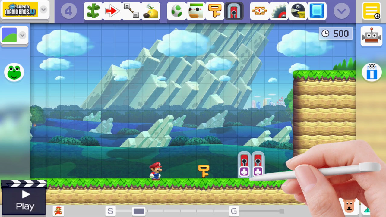 nintendo news free game update brings key features to super mario