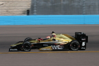 The Arrow Electronics No. 5 IndyCar, driven by James Hinchcliffe from Schmidt Peterson Motorsports. (Photo: Business Wire)