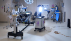 Xenex's new LightStrike Germ-Zapping Robots use Full-Spectrum pulsed xenon light technology to destroy deadly superbugs and antibiotic-resistant bacteria before they harm patients. (Photo: Business Wire)