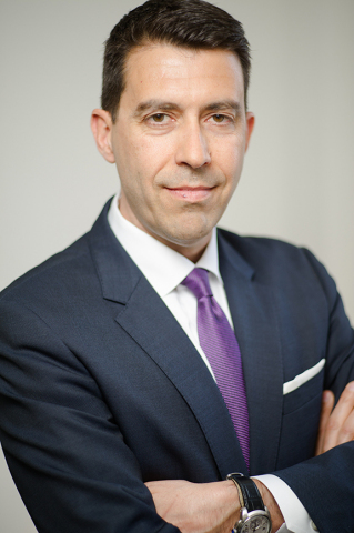 Marino Garcia, EVP and Chief Strategy Officer Synergy Pharmaceuticals Inc. (Photo: Business Wire)