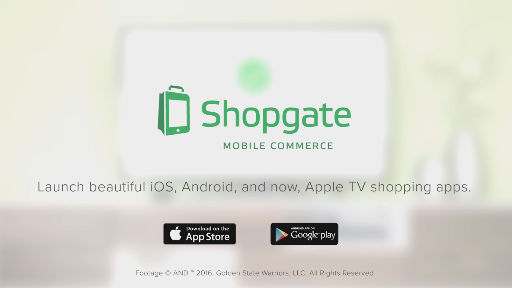 Shopgate launches Apple TV apps for NBA teams