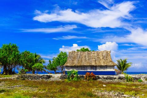 Tabuaeran, Fanning Island, The Republic of Kiribati (Photo: Business Wire)