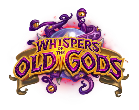 Whispers of the Old Gods is the third expansion for Blizzard Entertainment's Hearthstone digital card game. (Graphic: Business Wire)
