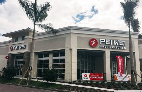 Pei Wei Opens Second Restaurant in St. Petersburg, Florida (Photo: Pei Wei)