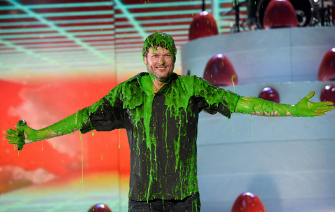 Blake Shelton Hosts Nickelodeon's 2016 Kids' Choice Awards on March 12, 2016 (Photo: Business Wire)