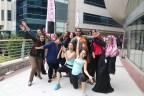 """Dubai Outsource City annuncia l'iniziativa """"Parcheggi rosa"""" per celebrare la Giornata internazionale della donna"""