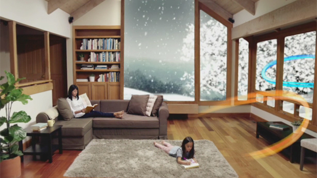 New 3M™ Thinsulate™ Window Film offers year-round energy savings and unparalleled comfort in any weather condition.