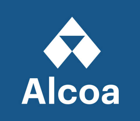 A fresh iteration of the Alcoa mark, for the future Upstream Company, was unveiled today. Alcoa will separate into two leading-edge companies later this year. (Graphic: Business Wire)