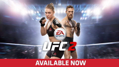 FINISH THE FIGHT IN EA SPORTS UFC 2 AVAILABLE NOW (Photo: Business Wire)