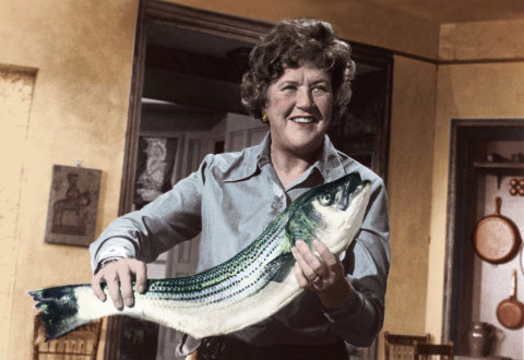 All 201 episodes of Julia Child's The French Chef to air non-stop over four consecutive days on Twitch Creative. (Photo: Business Wire)