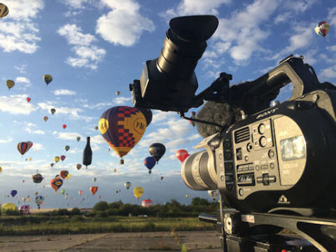 4K hot air balloon festival (Photo: Business Wire)