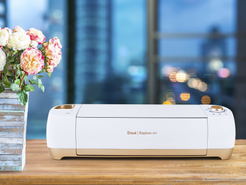 Cricut Explore Air™ Gold Edition (Photo: Business Wire)