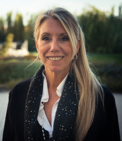 Corinne Treger (Photo: Business Wire)