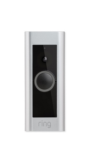 Ring Video Doorbell Pro is the smallest, most advanced video doorbell on the market. (Photo: Business Wire)