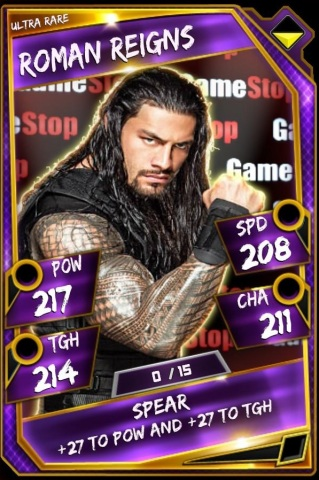 Offered as a limited edition, WWE SuperToken delivers a power-packed lineup of WWE talent through 10 collectible tokens, including WWE Superstars John Cena, Brock Lesnar, Roman Reigns and Dean Ambrose, as well as WWE Diva Paige. Each collectible token, available for $6.99, grants three cards in WWE SuperCard: one Ultra Rare card featuring the likeness of the featured WWE Superstar or Diva and two Rare mystery cards. (Photo: Business Wire)