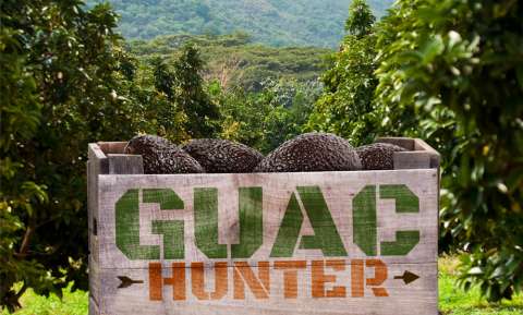 Guac Hunter challenges players for a chance to win free chips and guac. (Photo: Business Wire)
