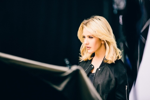 Pantene partners with Ellie Goulding for Strong Is Beautiful (Photo: Business Wire)