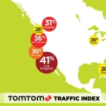 Top 10 congested US cities (Graphic: Business Wire)