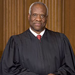 U.S. Supreme Court Associate Justice Clarence Thomas. (Photo: Business Wire)