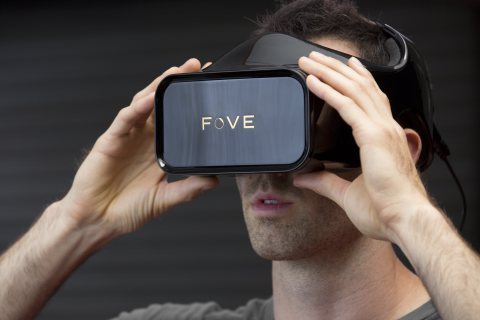 FOVE image (Photo: Business Wire)