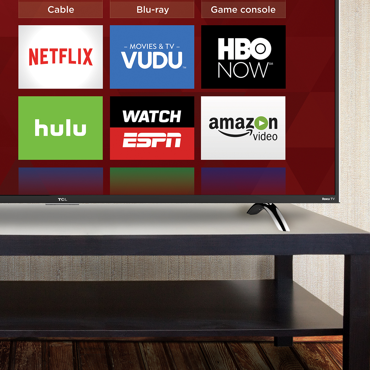 TCL Announces Availability of 4K TCL Roku TVs in the U S  | Business