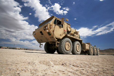 Oshkosh recapitalized vehicles are assembled on the same production line as new vehicles (Photo: Business Wire)