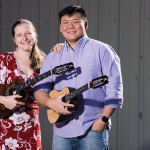 Sarah Maisel and Craig Chee now offer online Ukulele lessons exclusively through ArtistWorks (Photo: Business Wire)
