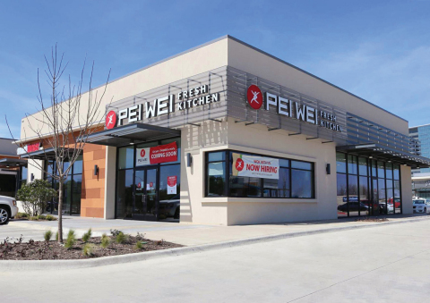 Pei Wei Expands in Richardson With Second Location (Photo: Business Wire)